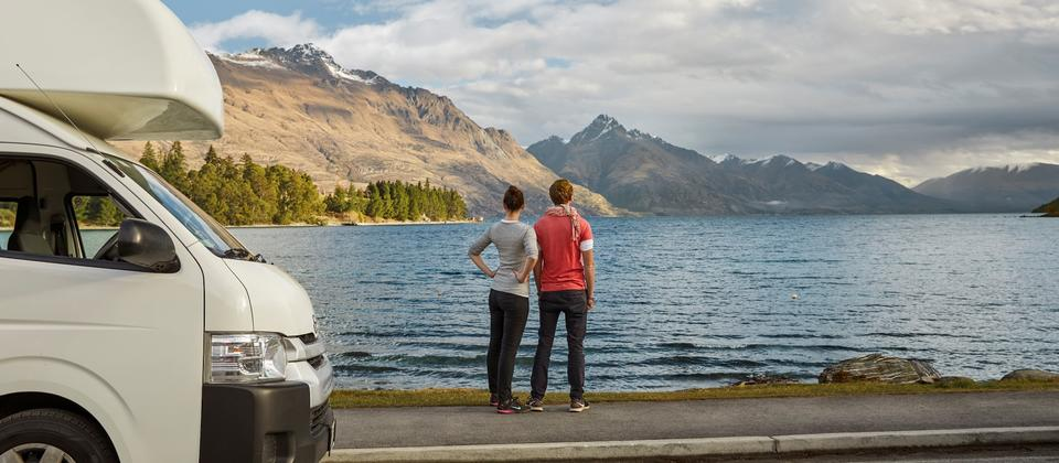 Caravan Parks The Best Five In New Zealand